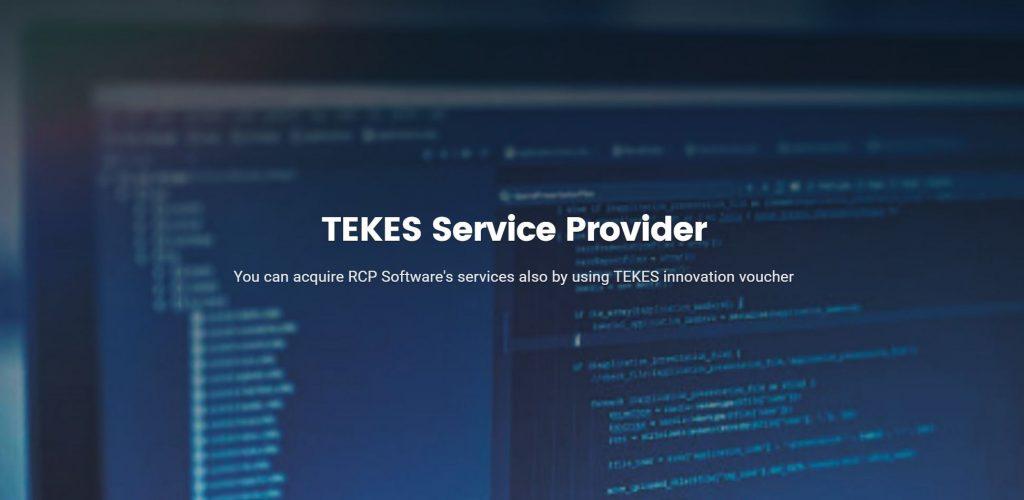 TEKES Service Provider