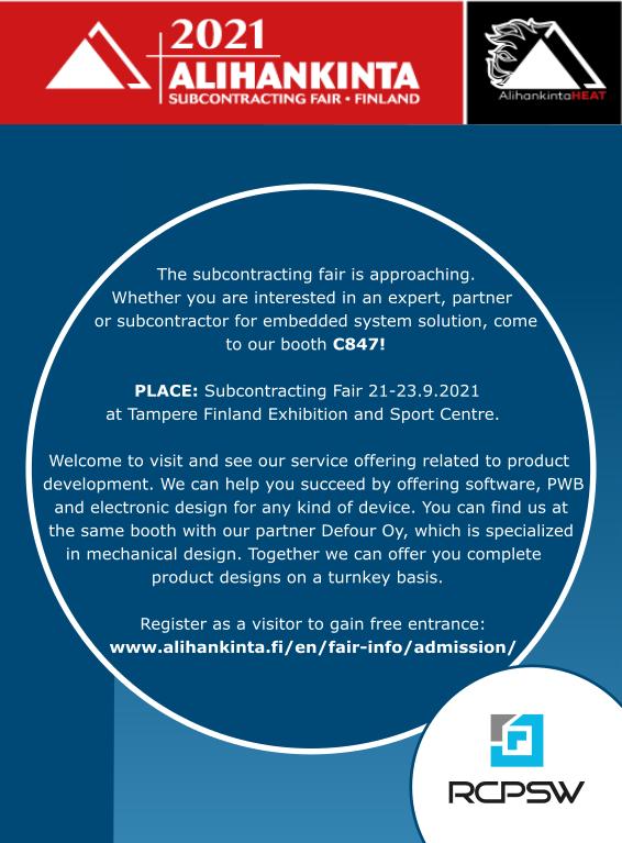 Subcontracting Fair 2021